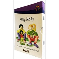 Children Early Reader Milly Molly Level 5 (10 books)