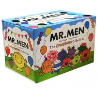 Mr. Men My Complete Collection 50 Books Box Set