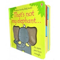 That's Not My Elephant (Touchy-Feely Board Books)