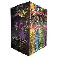 The Saga of Darren Shan Collection 12 Books Set