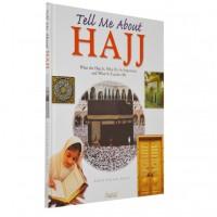 Tell Me About Hajj (Paperback)