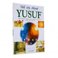 Tell Me About the Prophet Yusuf-Hardback