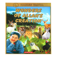 Wonders of Allah's Creation - Paper back