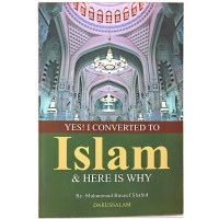 Yes! I converted to Islam. Why?