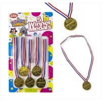 Animal Antics - Winners Medals