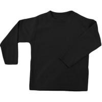 Black Unbranded Long Sleeve T-Shirt