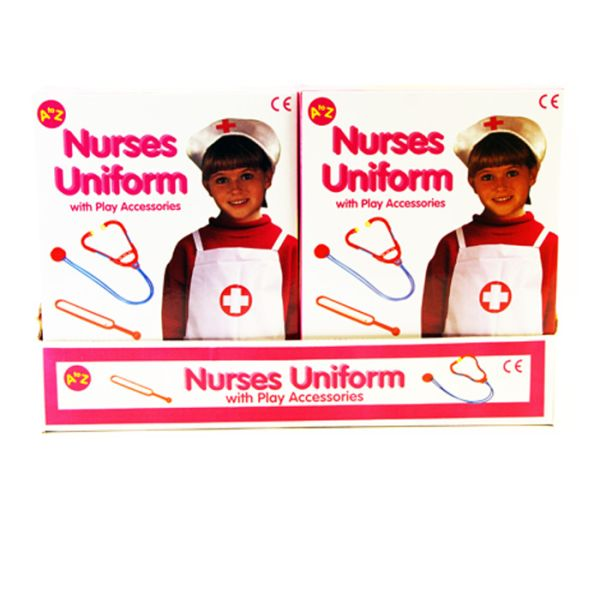 Cute Nurse uniform dressing up set