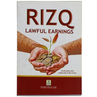 Rizq and Lawful earnings.