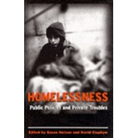 Homelessness: Public Policies