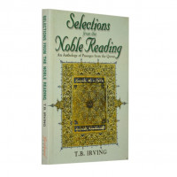 Selections from the Noble Reading  byTr. T.B. Irving