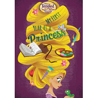 My First Year as a Princess (Disney Tangled the Series) by Upton, Rachael - Hardcover