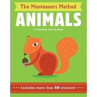 Animal Puzzles (The Montessori Method)  byPiroddi, Chiara Baruzzi, Agnese (Ilt)-Softcover