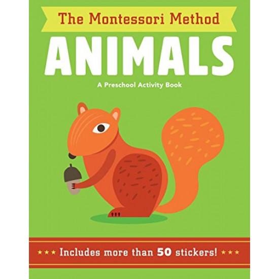 Animal Puzzles (The Montessori Method)  byPiroddi, Chiara Baruzzi, Agnese (Ilt)-Softcover