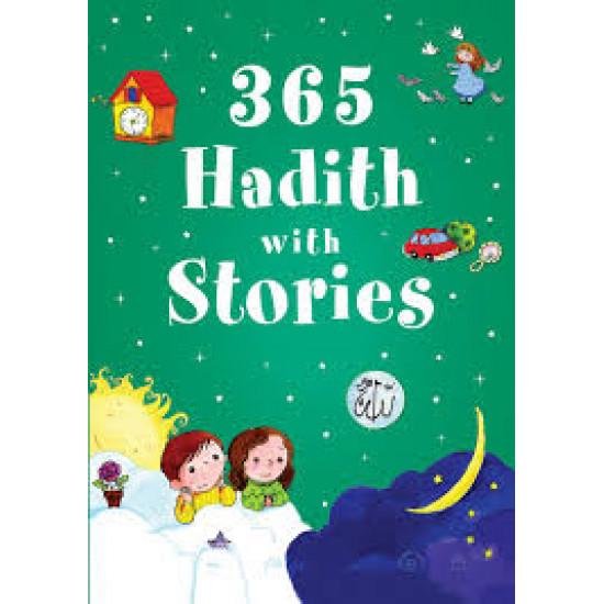 365 Hadith with Stories- Hardback