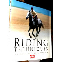 Riding Techniques Forward By Tina Sederholm   (Haynes EMAP)  Your Horse Magazine