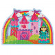 48 Count Puzzles Princess/Castle
