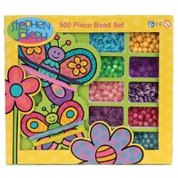 500 Piece Bead Sets Butterfly