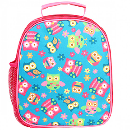 All Over Print Lunch Box Owl