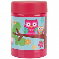 Hot and Cold Container Owl
