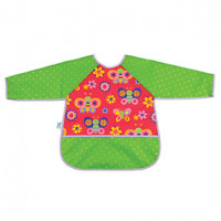Long Sleeve Craft Aprons- Butterfly