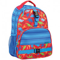 All Over Print Backpack - Dino