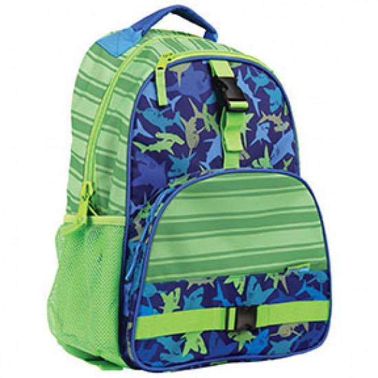 All Over Print Backpack - Shark