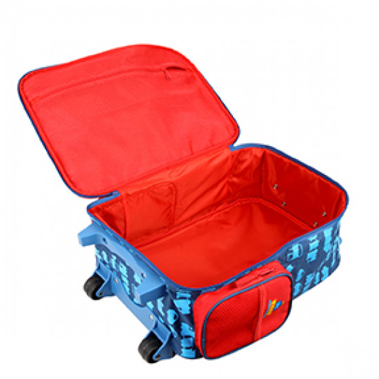 Airplane Rolling Luggage Bag