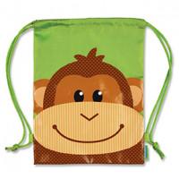 Drawstring Bag Monkey