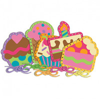 Lacing Card Sets - Sweets