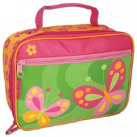 Classic Lunch Box Butterfly