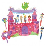Puppet Craft and Play Set Princess
