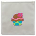 Reusable Snack Bag Cup Cake