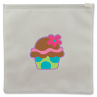 Reusable Snack Bag Cup Cake