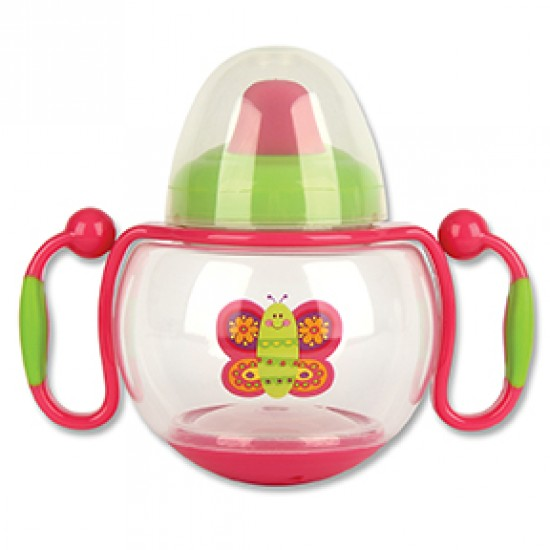 Sippy Cup Butterfly