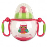 Sippy Cup Owl