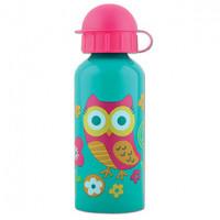 Stainless Steel Bottle Owl
