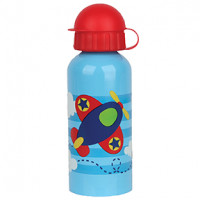 Stainless Steel Bottle Airplane