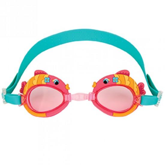 Swim Goggles Fish