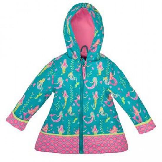 All Over Print Rain Coat