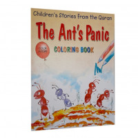The Ant's Panic (Colouring Book)