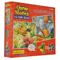 The Delightful Gardens: Quran Stories for Little Hearts Puzzles
