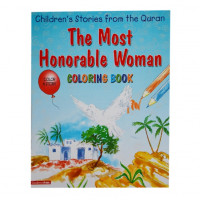 The Most Honourable Woman (Colouring Book)