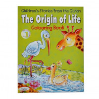 The Origin of Life (Colouring Book)