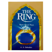 The Ring: Three Moral Plays - Paper Back