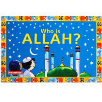 Who is Allah? by Salmah Umm Zainab