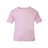 Baby Pink Unbranded Short SleeveT-Shirt