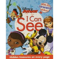 I Can See - Disney Junior