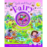 Seek and Find Fairy : Find a Charm Book [With Charm Bracelet] Hardcover