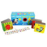 Lets Learn Box Of Books
