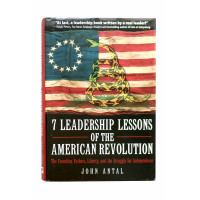 7 Leadership Lessons of American Revolution